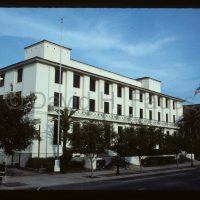 © 1998 David Fauss. Florida, Pensacola, Escambia County Federal Courthouse