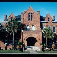 © 1997 David Fauss. Florida, Blountstown, Calhoun County Courthouse