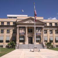 © 2012, David Fauss, Florida, West Palm Beach, Palm Beach County Courthouses,1916