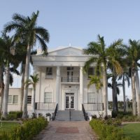 © 2007 David Fauss. Florida, Everglades, Collier County Courthouse, City Hall