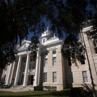 © 2007 David H. Fauss. Florida, Bartow, Polk County Courthouse