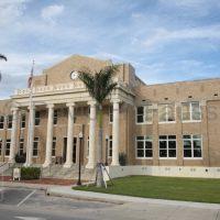 © 2008 David Fauss. Florida, Punta Gorda, Charlotte County Courthouse