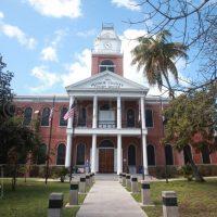 © 2012 David Fauss. Florida, Key West, Monroe County Courthouse