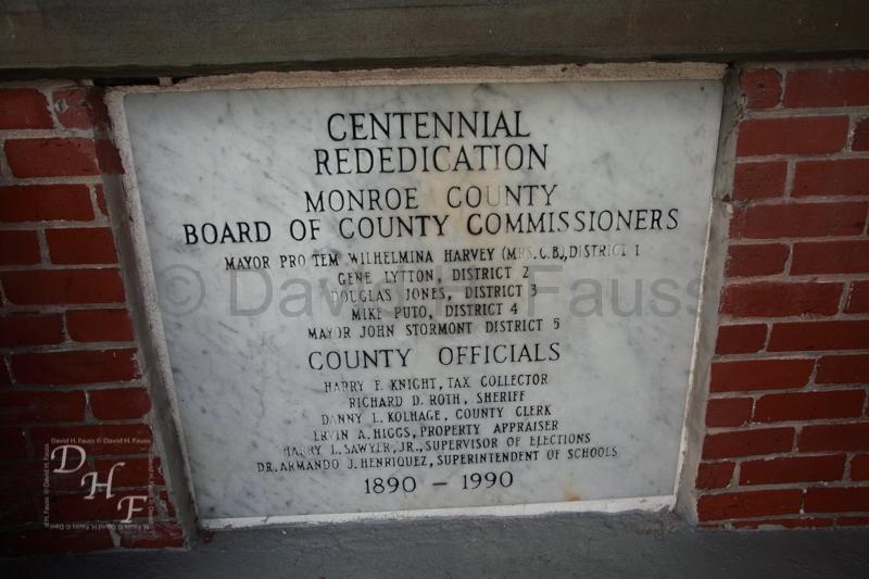 Monroe County Historic Courthouse - Courthouses of Florida