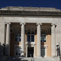 © 2014. David Fauss.  Florida, Courthouses of Florida, Pinellas County, Clearwater, Historic 1917 Courthouse