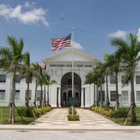 © 2006 David Fauss.  Florida, Okeechobee, Okeechobee County Courthouse