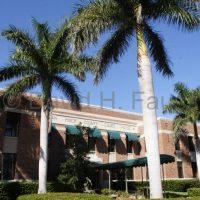 © 2006 David Fauss. Florida, Vero Beach, Indian River County Courthouse, Historic