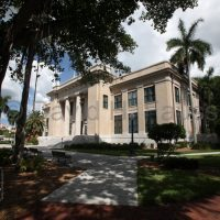 © 2011 David Fauss. Florida, Fort Myers, Lee County Courthouse
