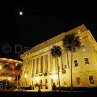 © 2002 David Fauss. Florida, Tavares, Lake County Courthouse