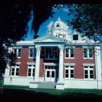 © 1998 David Fauss. Florida, Dade City, Pasco County Courthouse