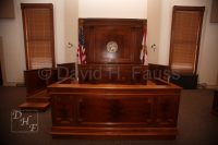 © 2009 David Fauss, Florida, DeLand, Volusia County Courthouse